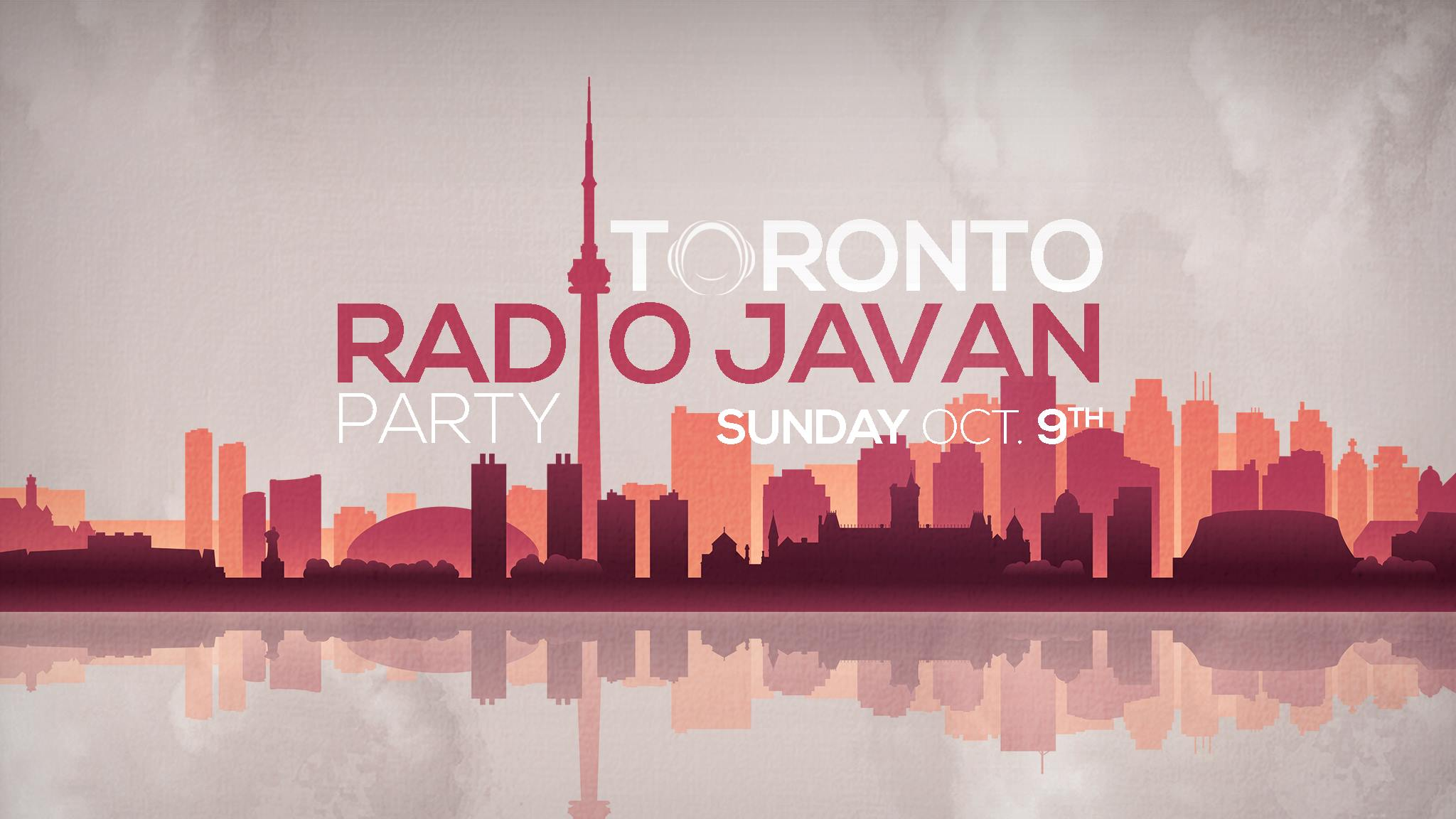 Radio Javan Party in Toronto 2 -