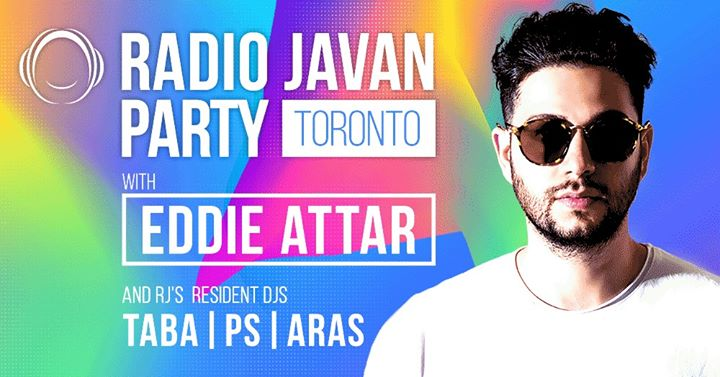 Radio Javan Party in Toronto with Eddie Attar -